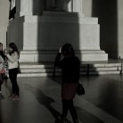 washington dc tourists, lincoln memorial