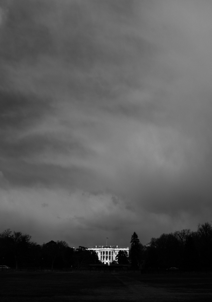 White House. Washington DC.