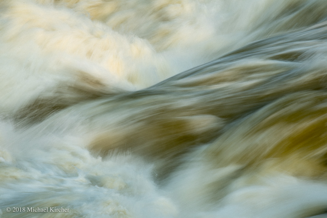 Whitewater abstract.